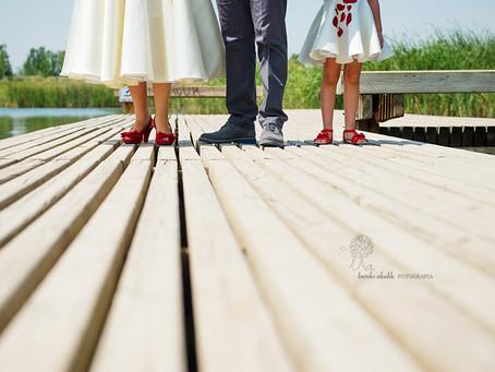 Elena & Fernando, una boda de cuento