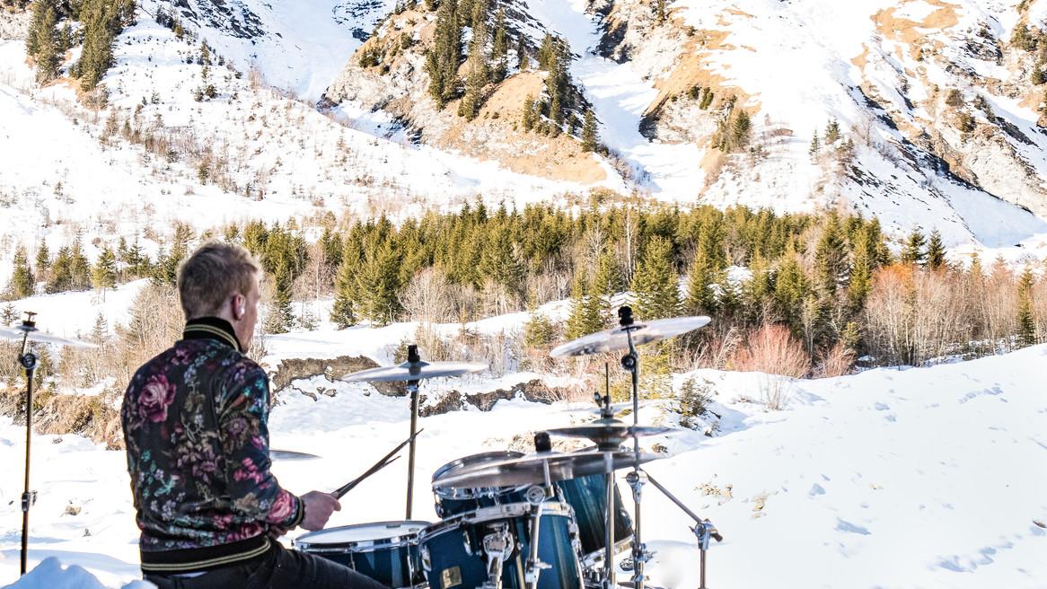 Drum Cover Adelboden