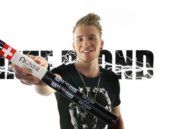 Nate Blond Signature Drum Sticks