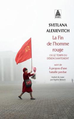 La fin de l'homme rouge