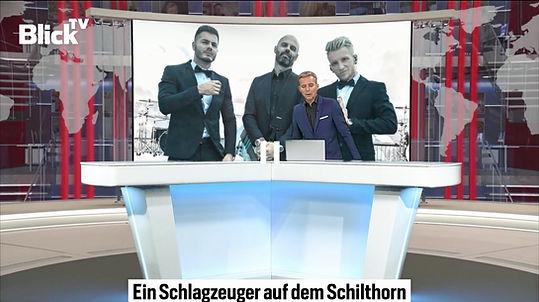 Blick TV with Fabian Ranzoni, Slädu and Nate Blond 2020