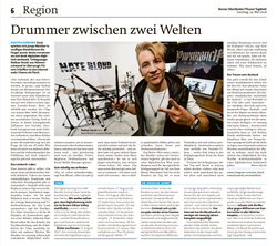 Berner Zeitung Mai 2018