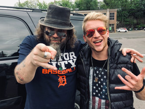 Kenny Olson and Nate Blond in Nashville