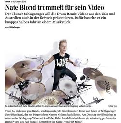 Jungfrau Zeitung November 2016