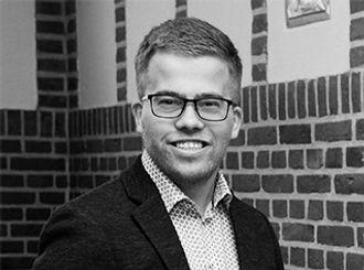 Finansøkonom og revisorelev Claus Jacewicz Revisionscentret Tønder