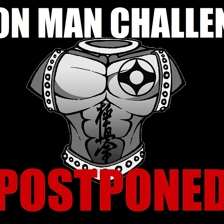 POSTPONED Iron Man Kyokushin Challenge