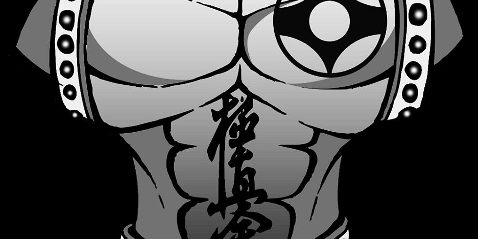 Iron Shirt Kyokushin Fighter Profile Submission