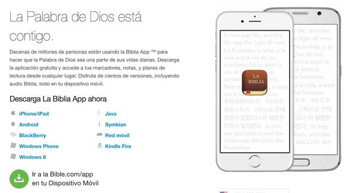 LA BIBLIA DIGITAL