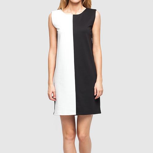 שמלה שחורה-תלתל שחור