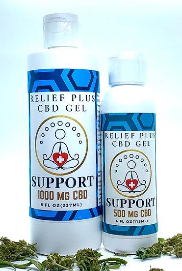 "CBD Gel ""SUPPORT"" | Pain Management"