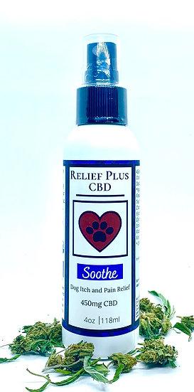 CBD Dog Itch & Pain Relief Spray