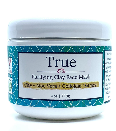 True Natural Wellness Purifying Clay Mask