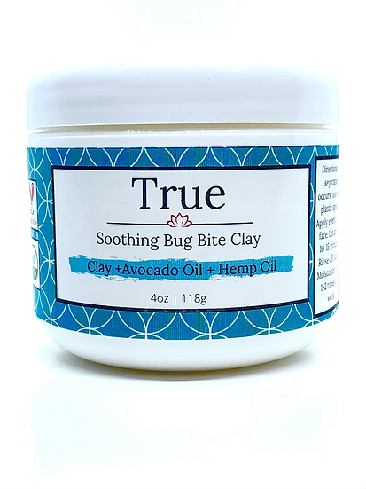 Soothing Bug Bite Clay