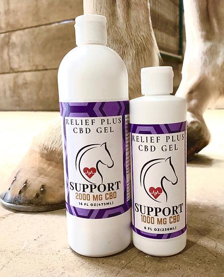 "CBD Horse Liniment ""SUPPORT"""