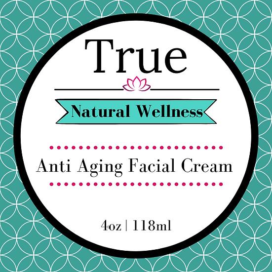 True Natural Wellness Anti Aging Face Cream