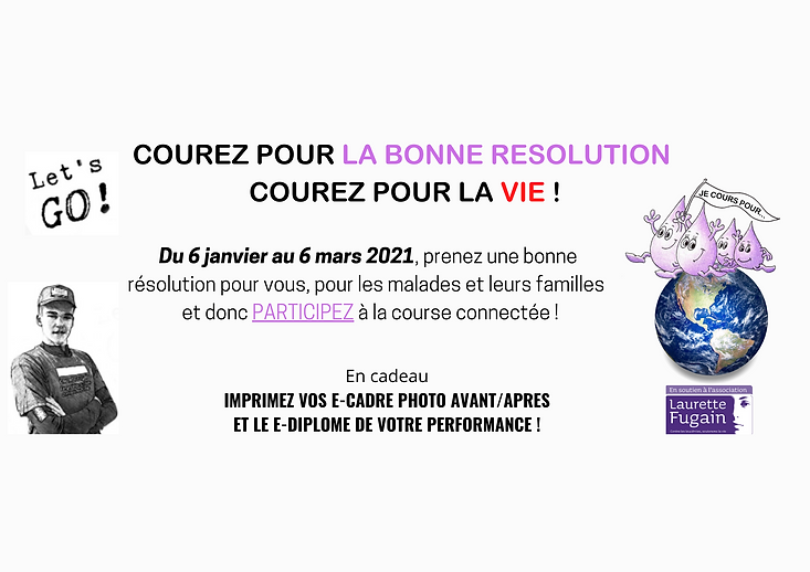 COURSE CONNECTEE LA BONNE RESOLUTION 202