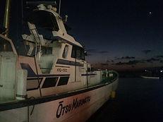 大津港の夜メバル釣り。初心者の方にもおすすめです。