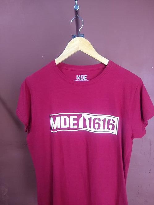 Camiseta MDE