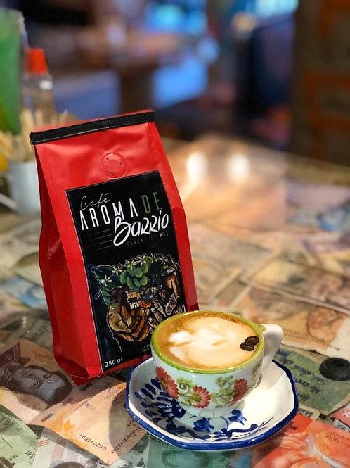Cafe Aroma de Barrio 250gr