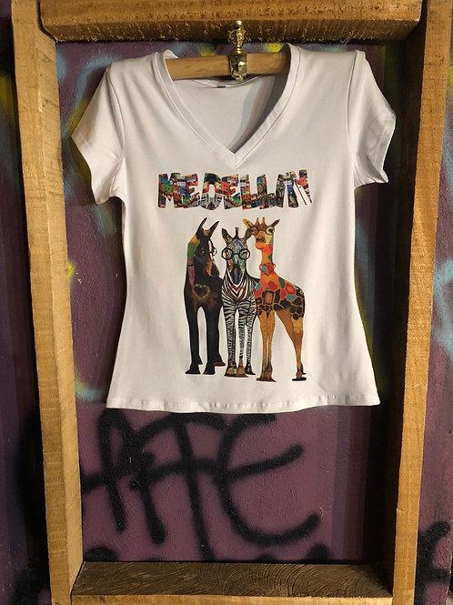 Camiseta Mujer Chota