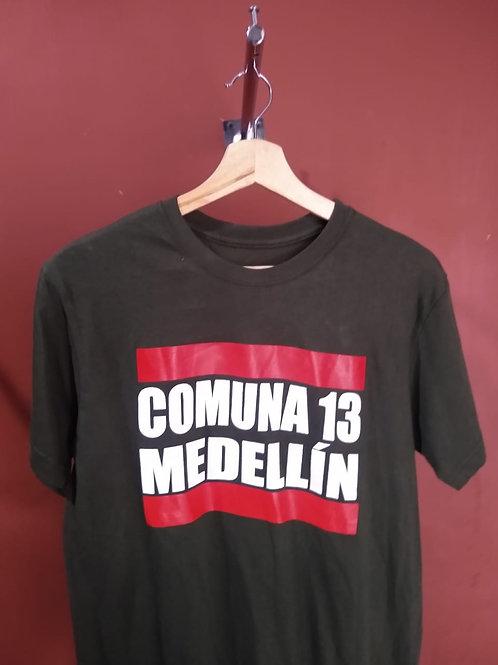 Camiseta Ruta 13