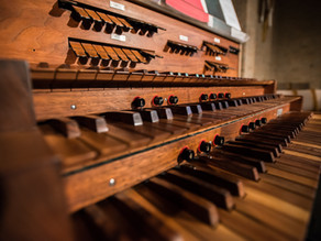 Hymn Playing Masterclass For Church Organists & Pianists