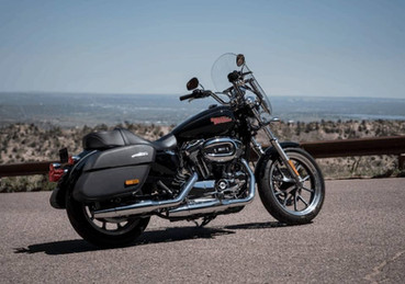 HARLEY DAVIDSON XL 1200T Superlow