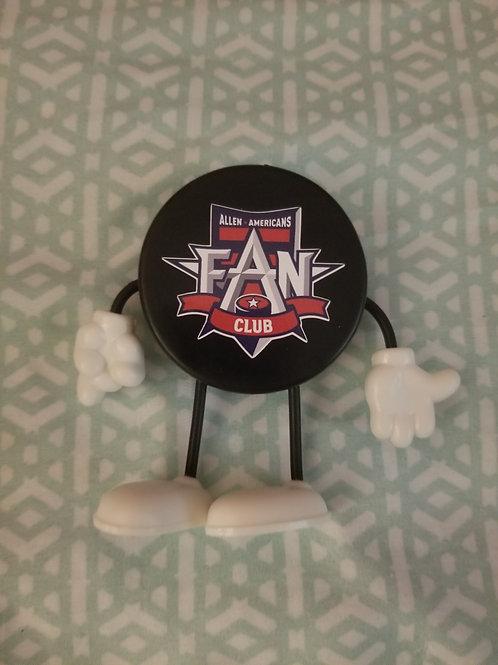 Fan Club Puck Character