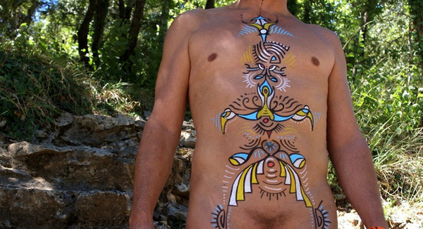 Body Painting 2016 - 14