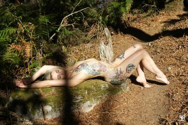 Tatouages dans la forêt - 02