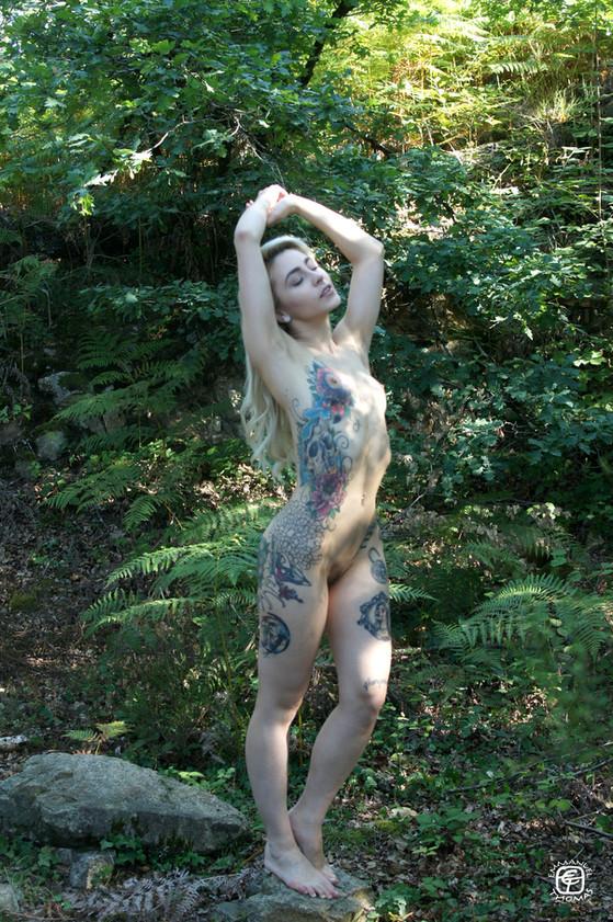 Tatouages dans la forêt - 08