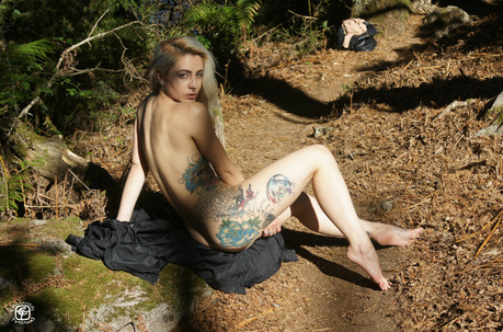 Tatouages dans la forêt - 04