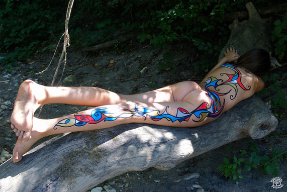 Body Painting 2016 - 07