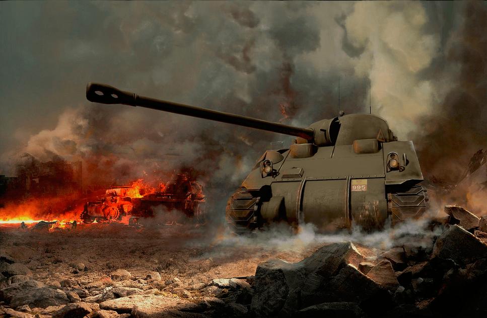 Tank Shaman