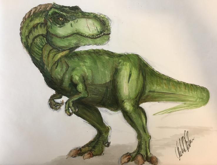T-Rex SUE