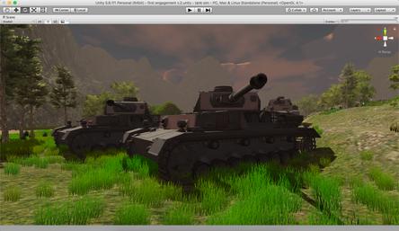 SCSH Tank Panzer