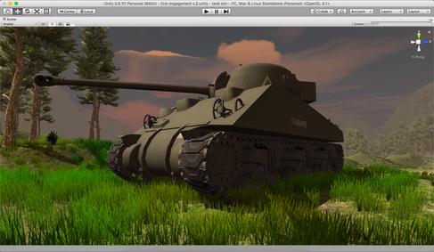 SCSH Tank Sa1
