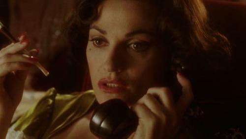 Miss Marple - Sarah Parish Wig, make up