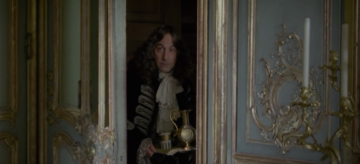 A Little Chaos - Stanley-Tucci Wig, Make up