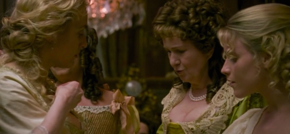 A Little Chaos - Michelle Newell & Kirsty Oswald Wig, Make up