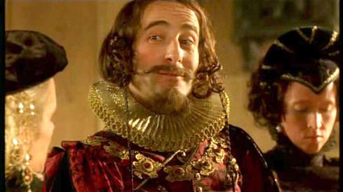 The merchant Of Venice - Antonio Gil Wig, facial, make up