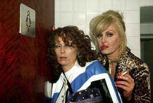 Absolutley Fabulous - Joanna Lumley Hair Styled