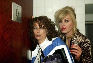Absolutley Fabulous - Joanna Lumley Hair Styled