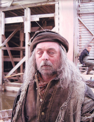The Merchant of Venice - Ron Cook Wig, Make Up
