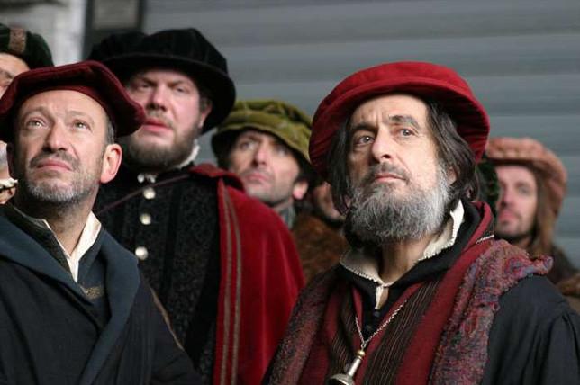 The Merchant Of Venice - Allan Cordener Hair, Make up