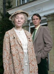 Miss Marple - Geraldine McEwen & James Darcy Wig, make up