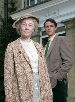 Miss Marple - Geraldine McEwen & James Darcy Wig, make up