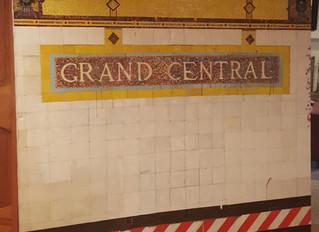 Grand Central, 6ft x 6ft, oil on linen