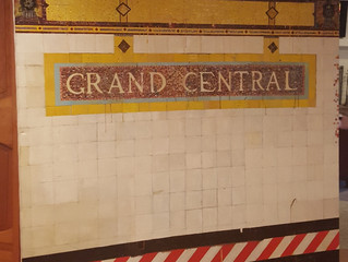 Grand Central, 6ft x 6ft, oil on linen