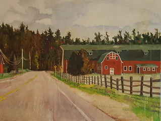 Lake Placid Paintings